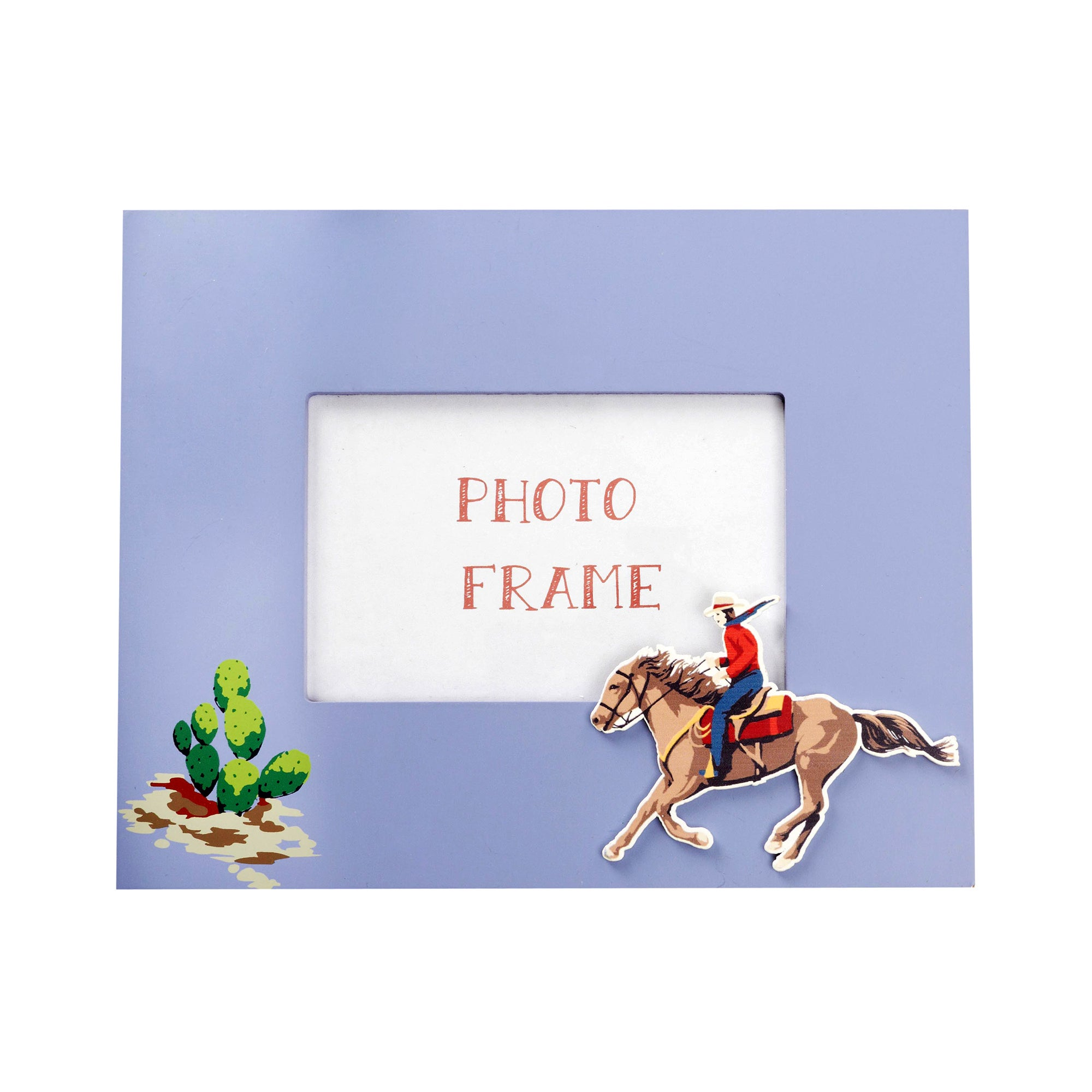 Kids Cowboys and Indians Collection Photo Frame
