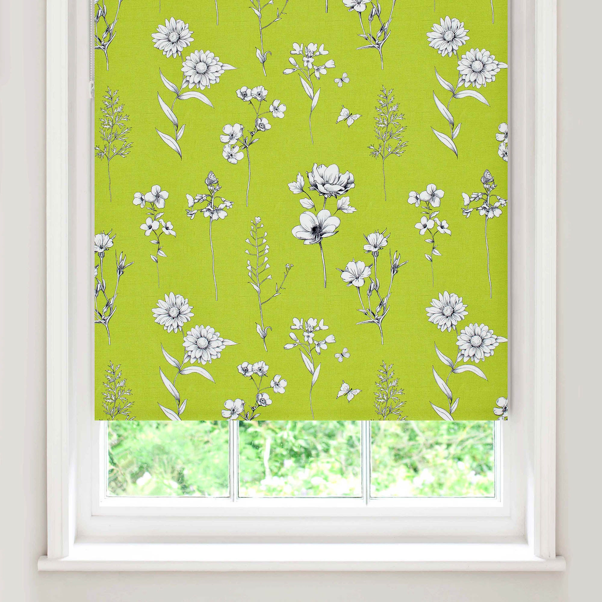 Buy Cheap Green Roller Blind Compare Curtains Amp Blinds