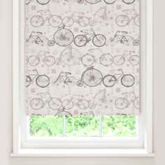 Bicycle Blackout Roller Blind