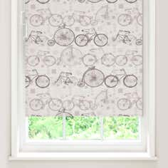 Bicycle Blackout Cordless Roller Blind