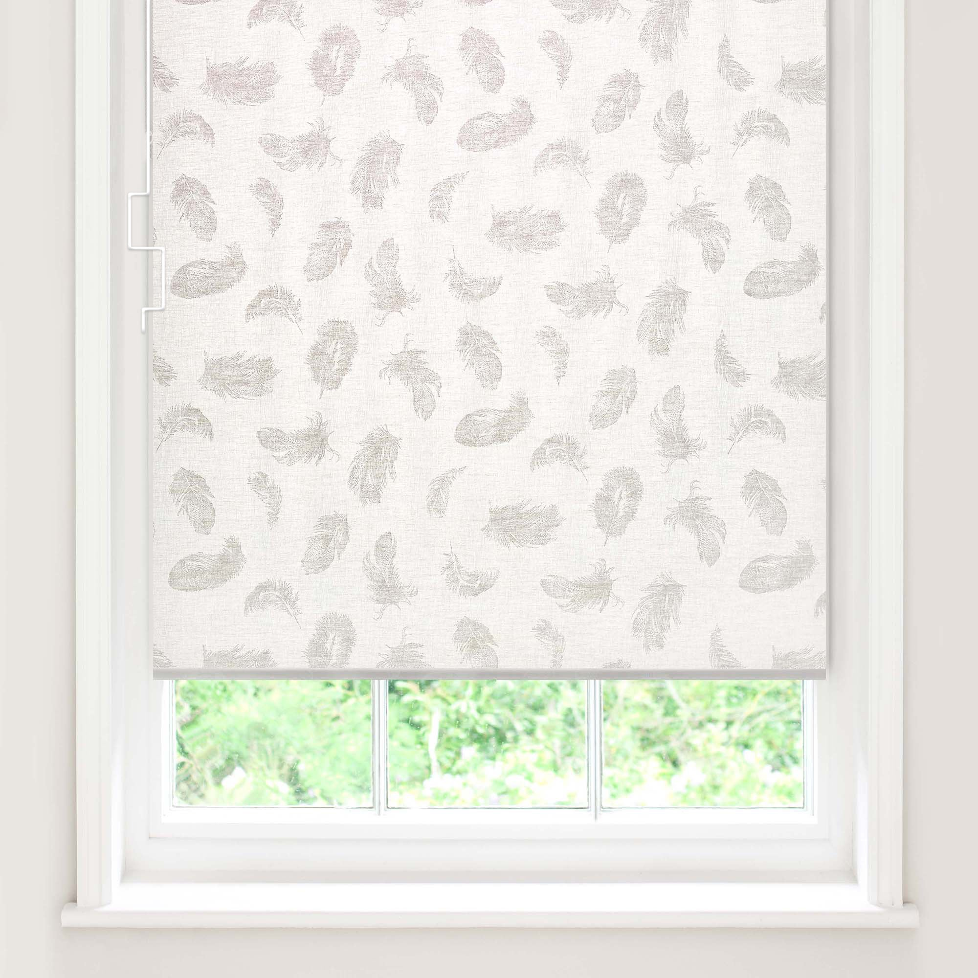 Sheer Feather Cordless Roller Blind