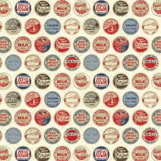 Dairy Crests PVC Fabric