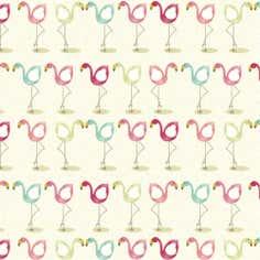 Flamingo PVC Fabric