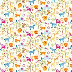 Jungle Boogie Fabric