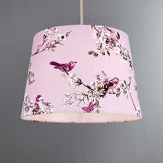 Heather Beautiful Birds Ceiling Light Shade