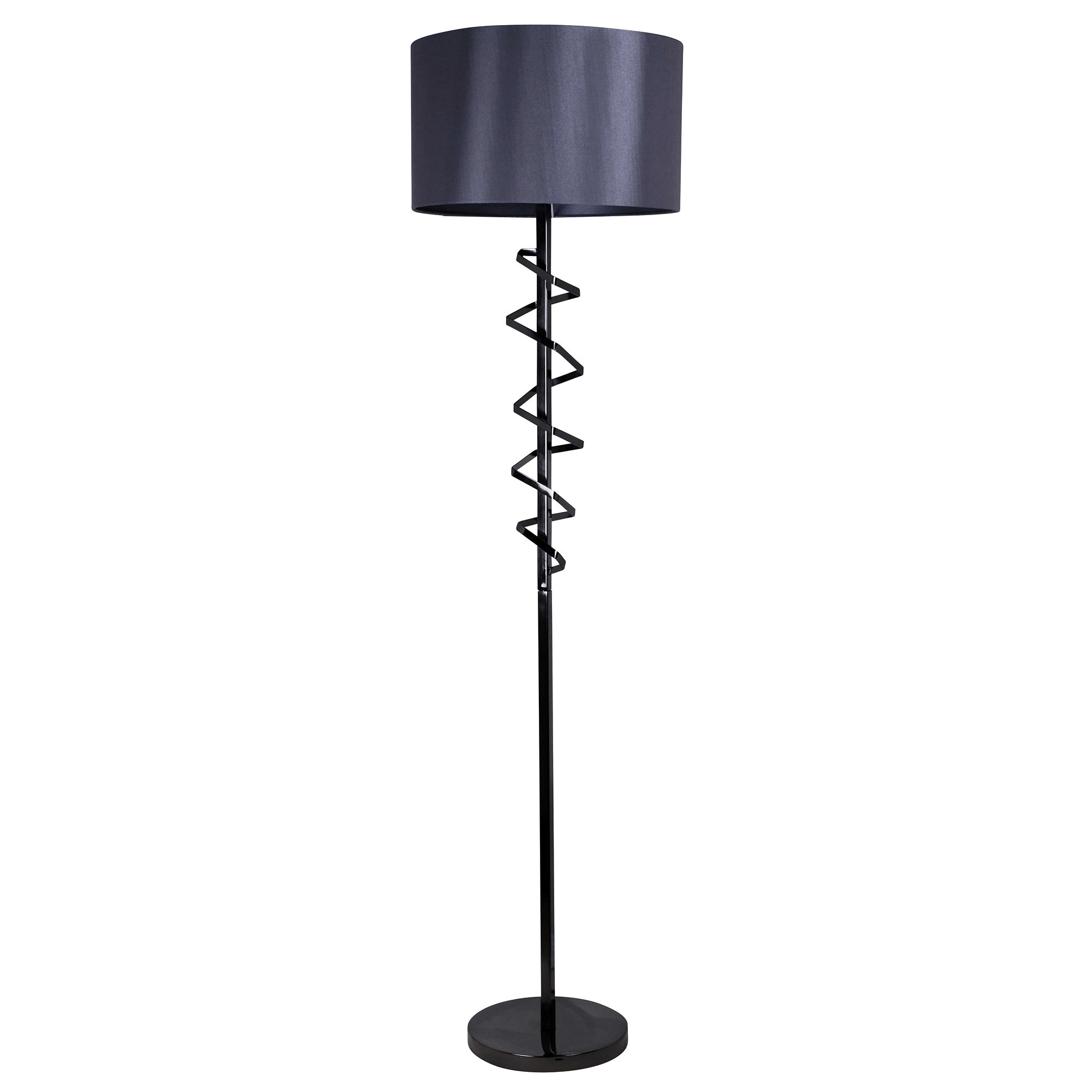 Hotel Coil Stem Floor Lamp