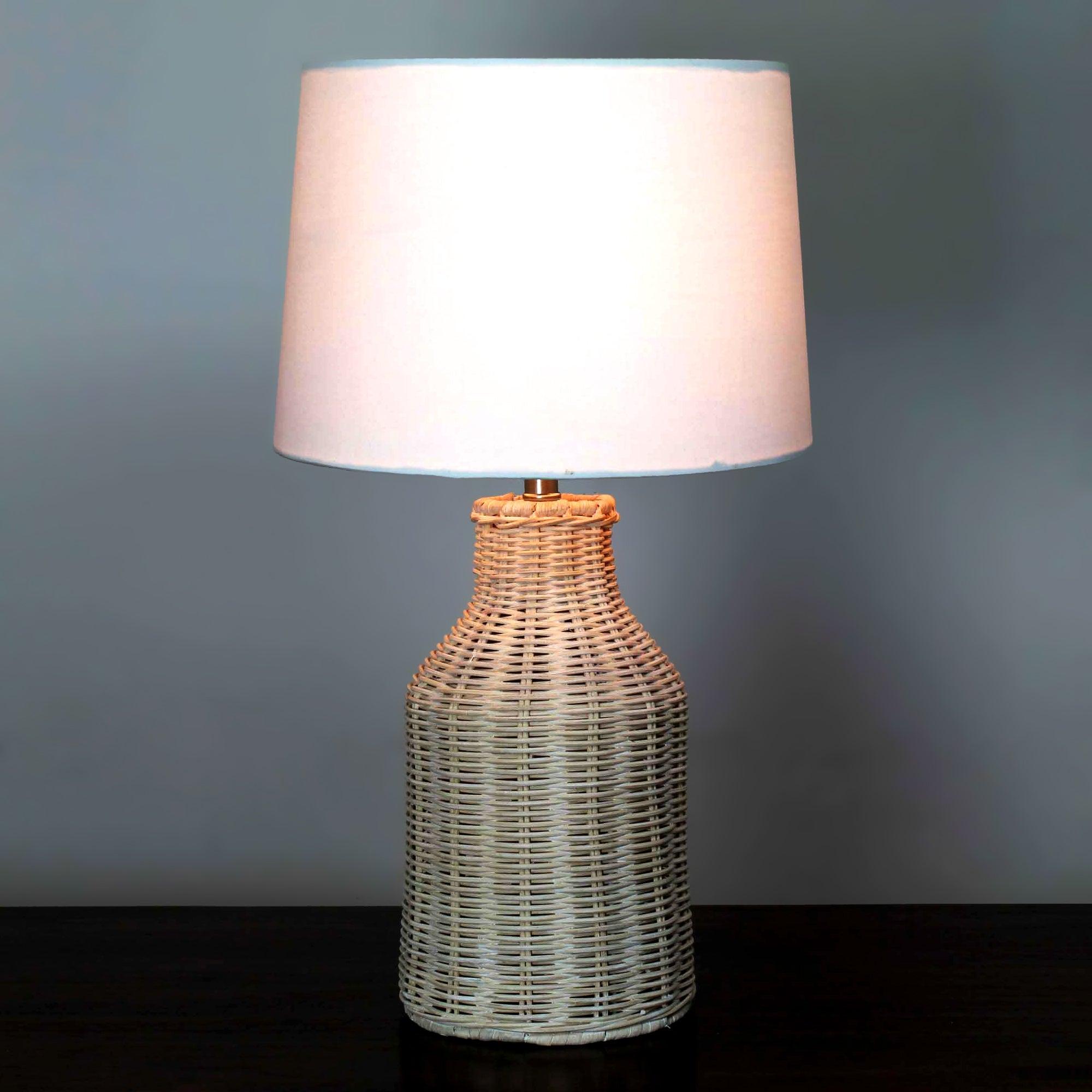 harriet bottle white wash table lamp dunelm. Black Bedroom Furniture Sets. Home Design Ideas
