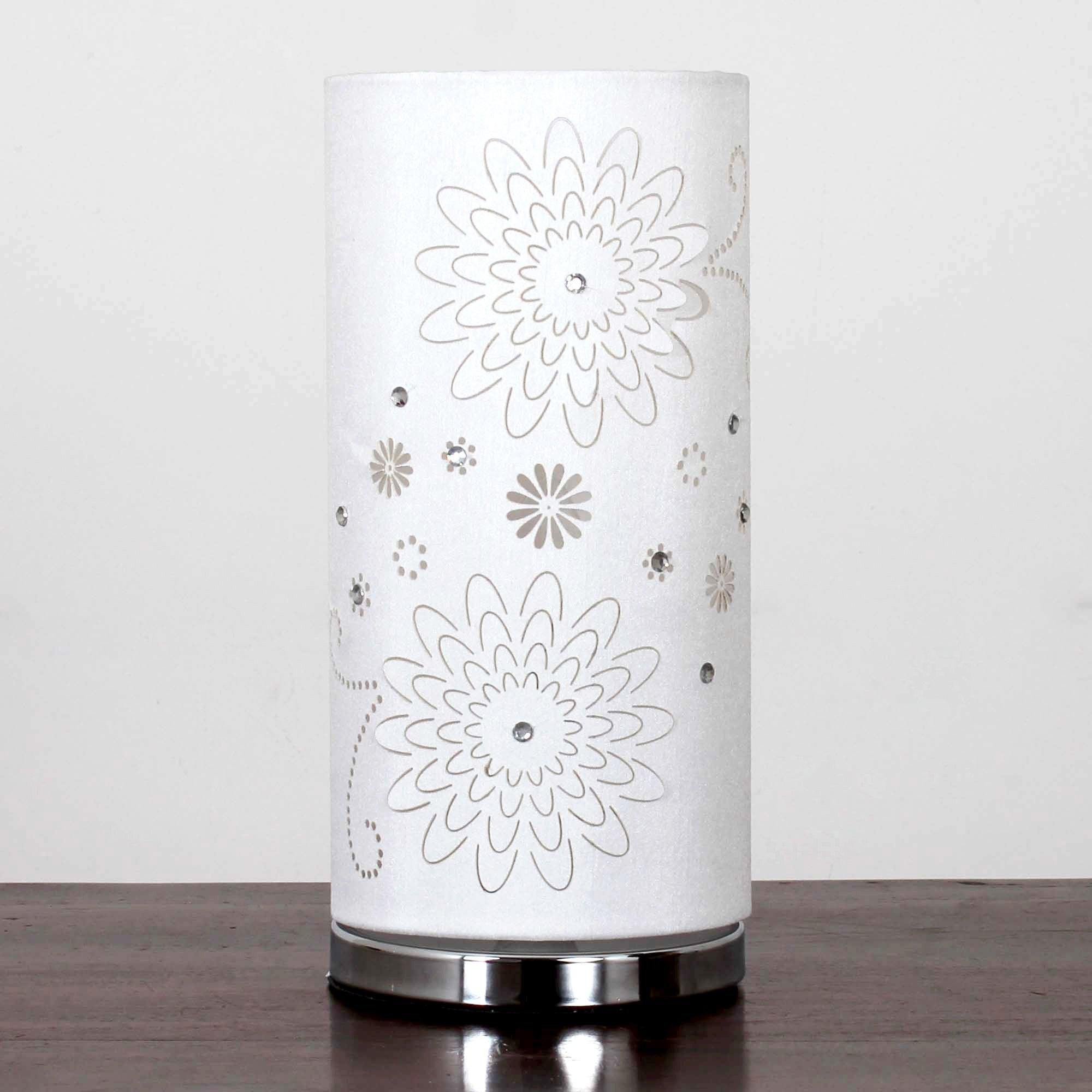 Ella Floral Table Lamp