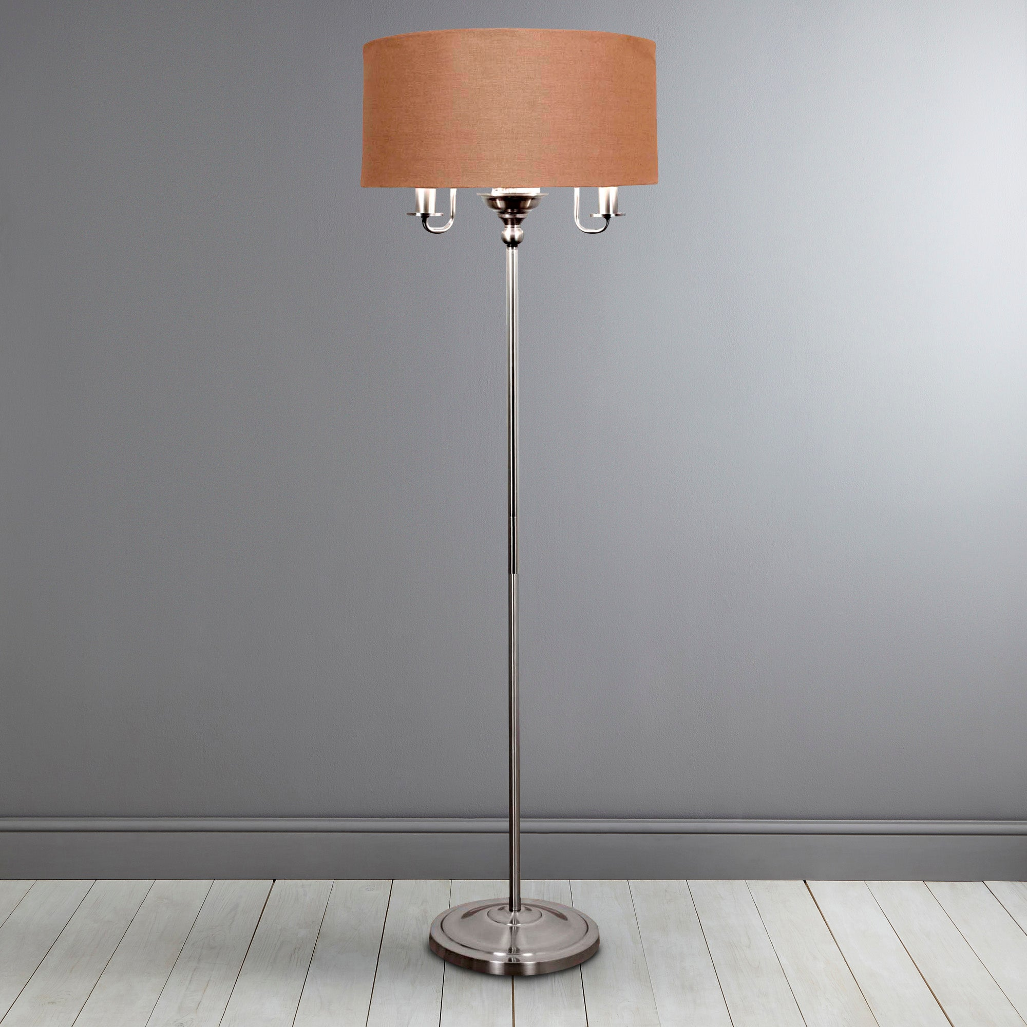 Harper 3 Arm Floor Lamp