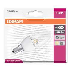 Osram Led Star 6W E14 Candle Bulb