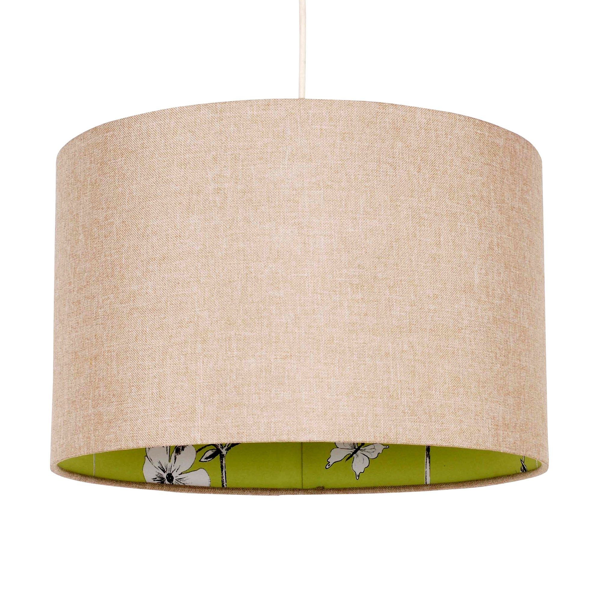 Alex Meadow Inner Print Lamp Shade