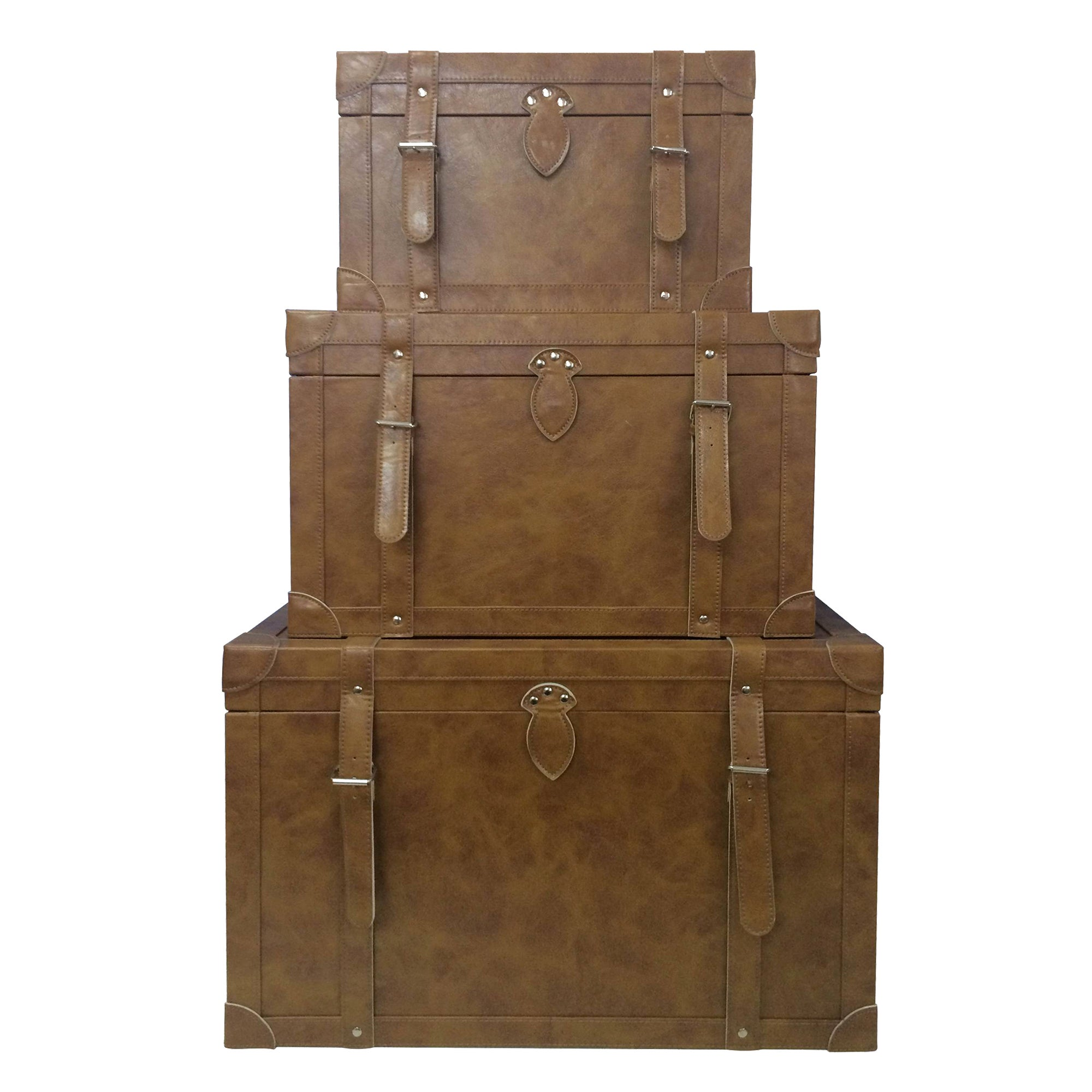 Salvage Retro Storage Trunk