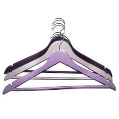 Graceful Glamour Set of 10 Hangers
