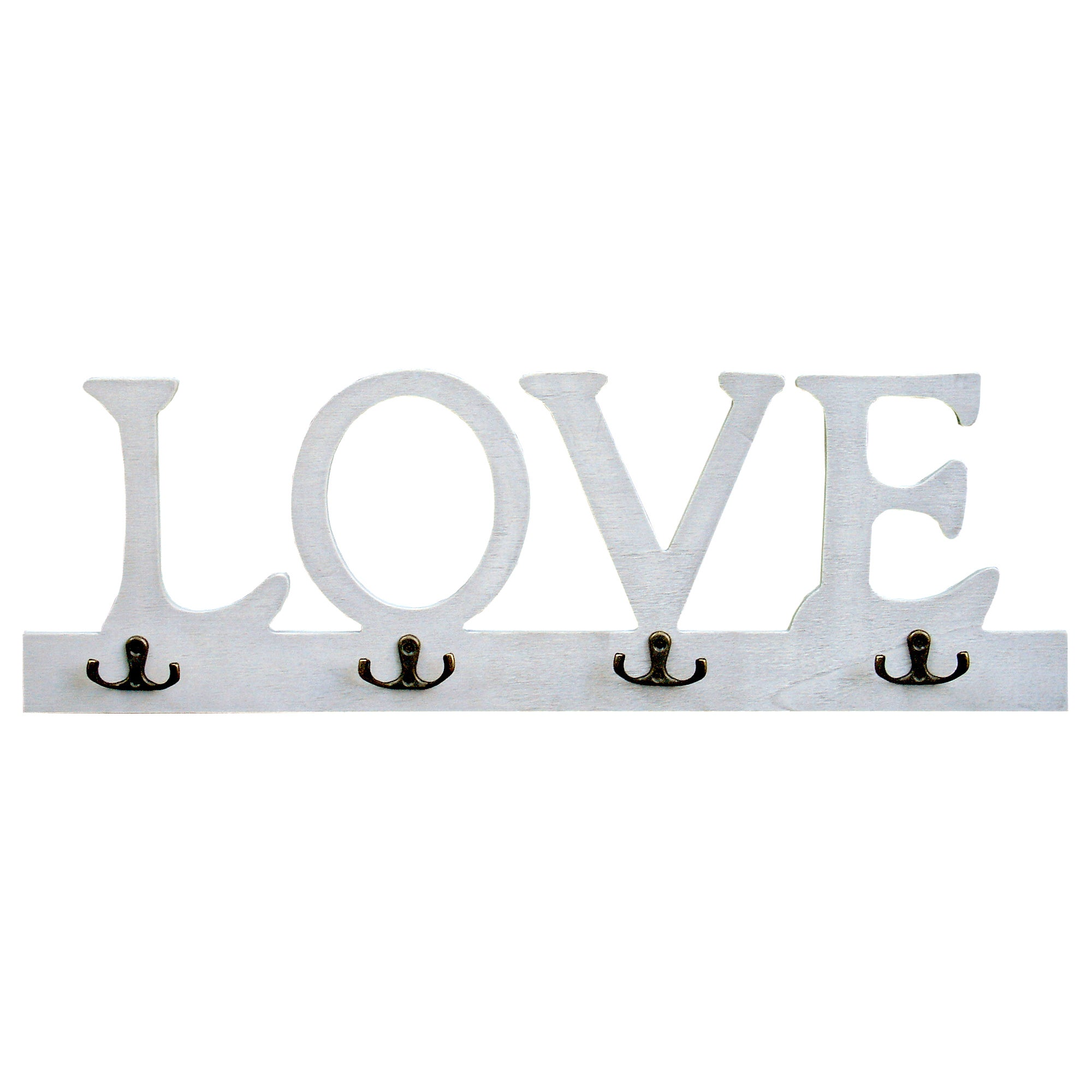 Purity Grey Love Hooks