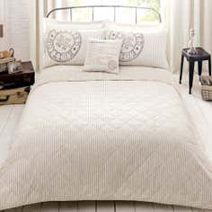Natural Heritage Label Collection Bedspread