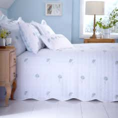 Duck Egg Daisy Collection Bedspread