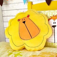 Kids Safari Friends Collection 3D Cushion