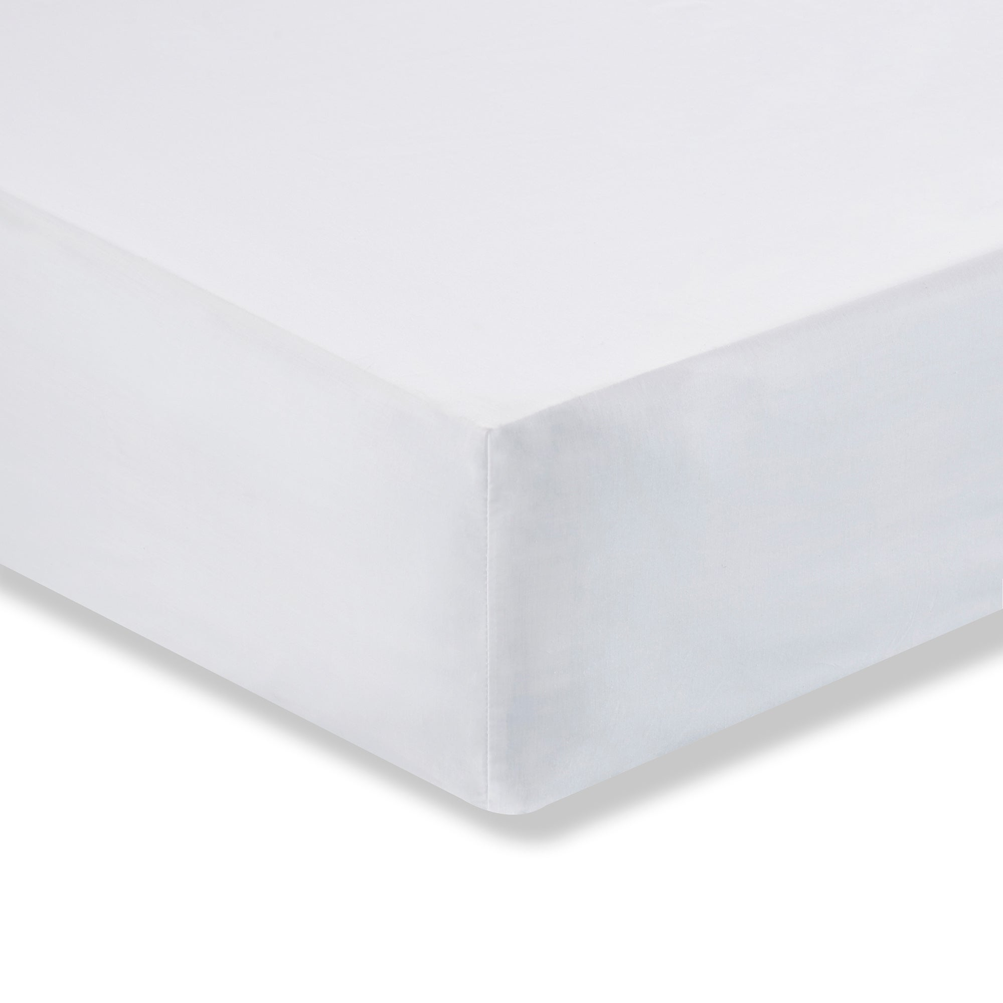 Easycare Plain Dye Collection 32cm Extra Deep Fitted Sheet