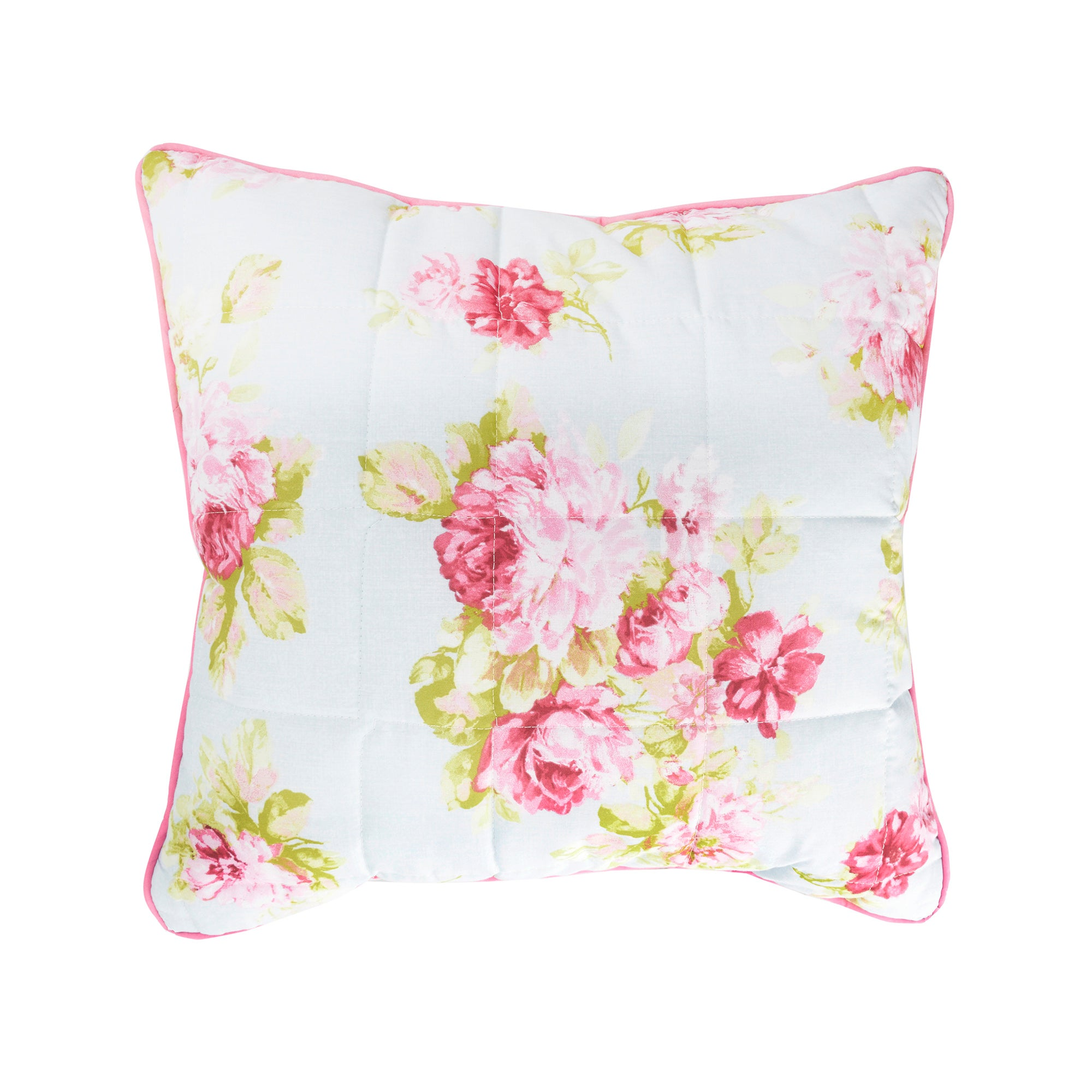Duck Egg Isla Collection Square Cushion