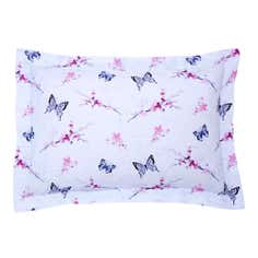 Pink Ariya Collection Oxford Pillowcase