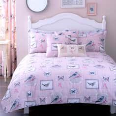 Pink Ariya Collection Bedspread