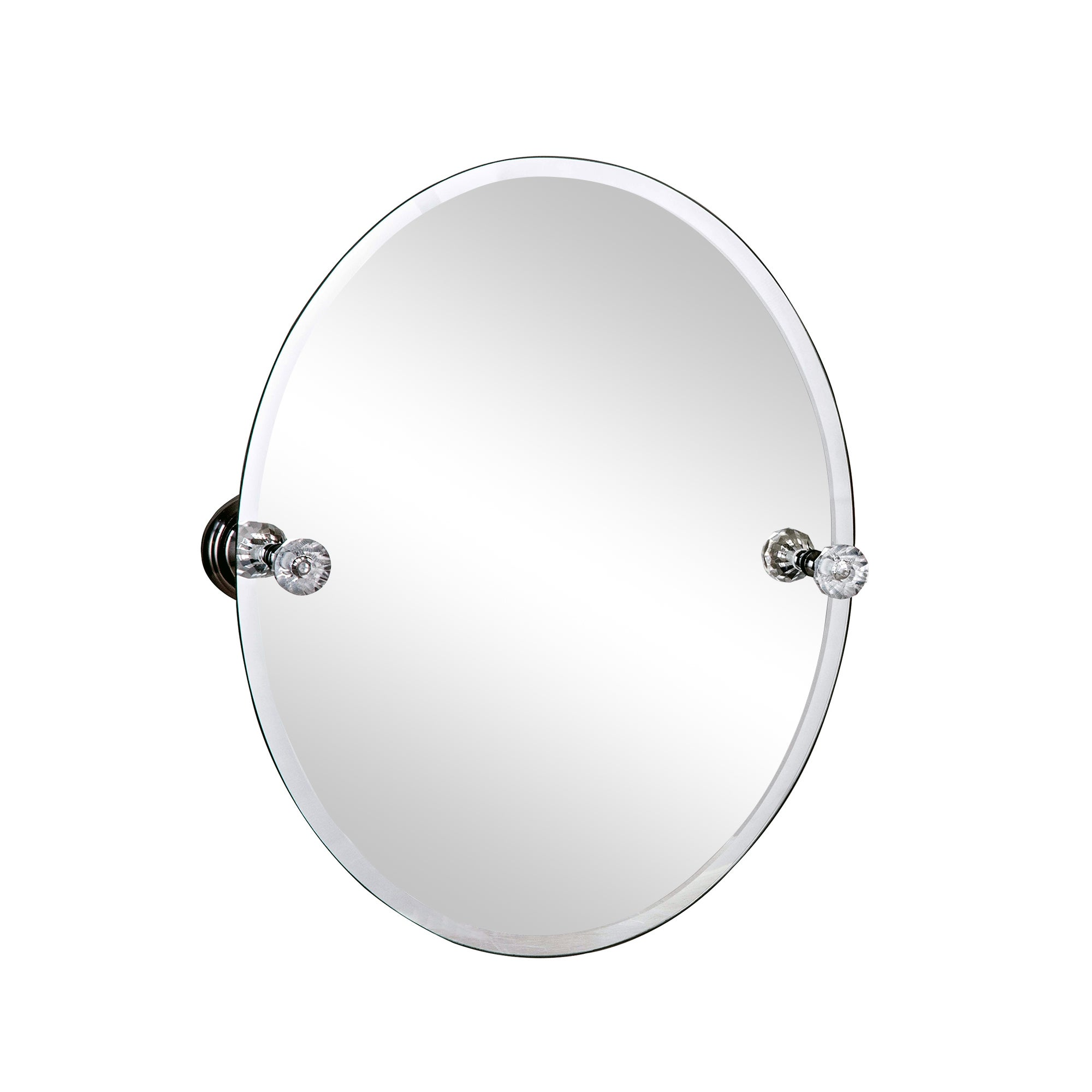 Sparkle Collection Hanging Mirror