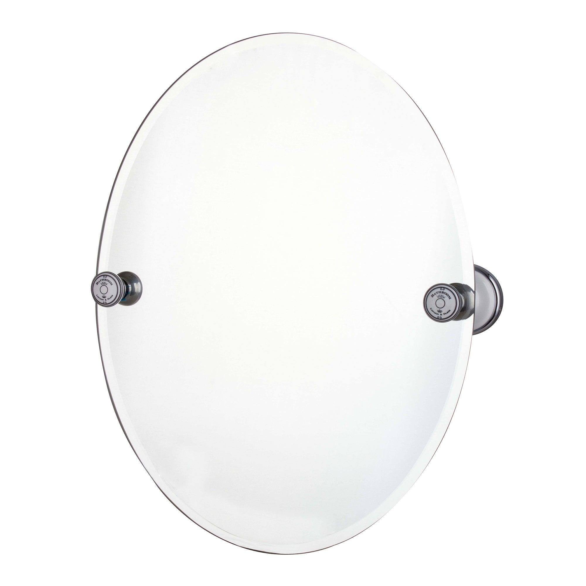 Silver Vintage Collection Mirror