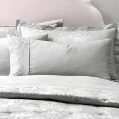 Dorma Dove Paloma Collection Cuffed Pillowcase