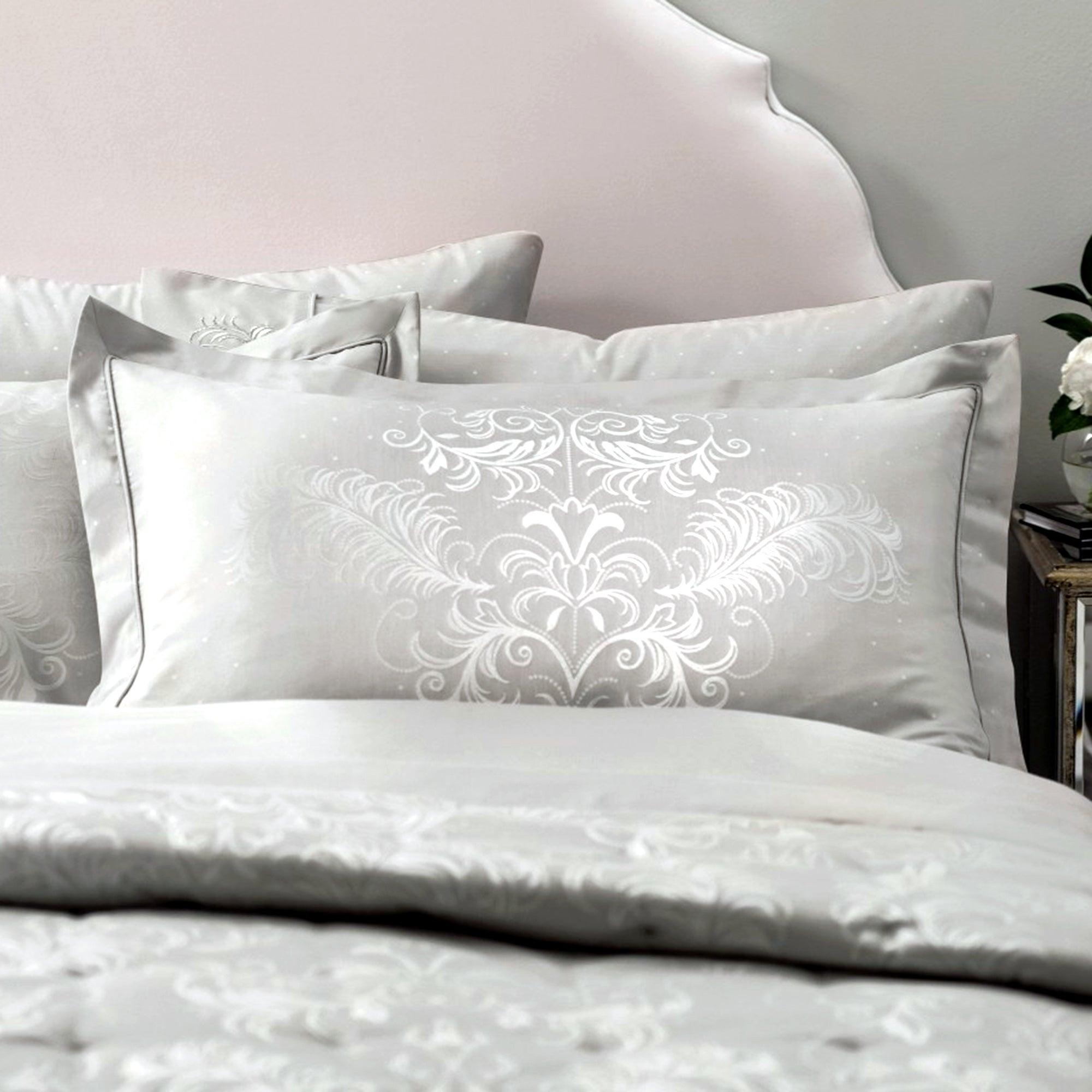 Dorma Dove Paloma Collection Oxford Pillowcase