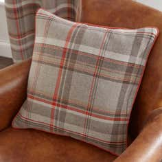 Rust Hoxton Collection Cushion