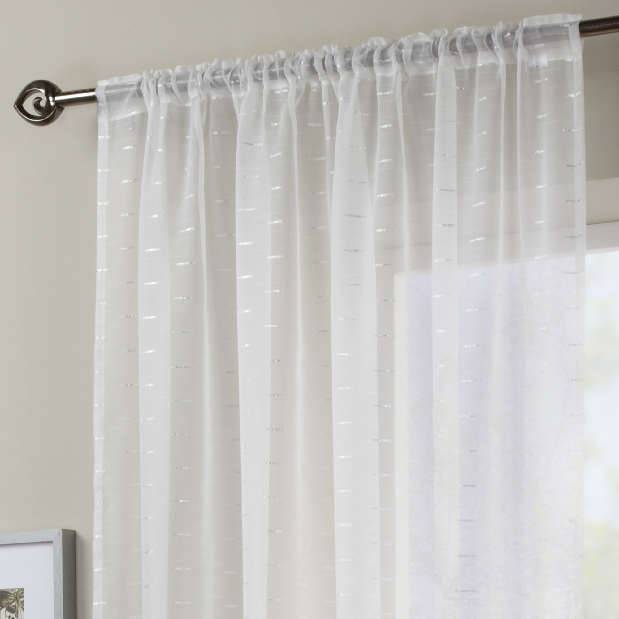 Ivory Laviana Voile