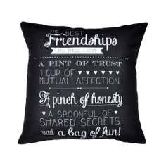 Friendships Cushion