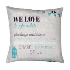 In This House Cushion