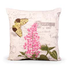 Hyacinth Cushion