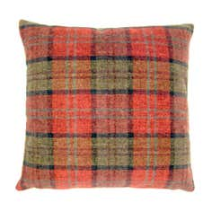 Claret Orkney Cushion Cover