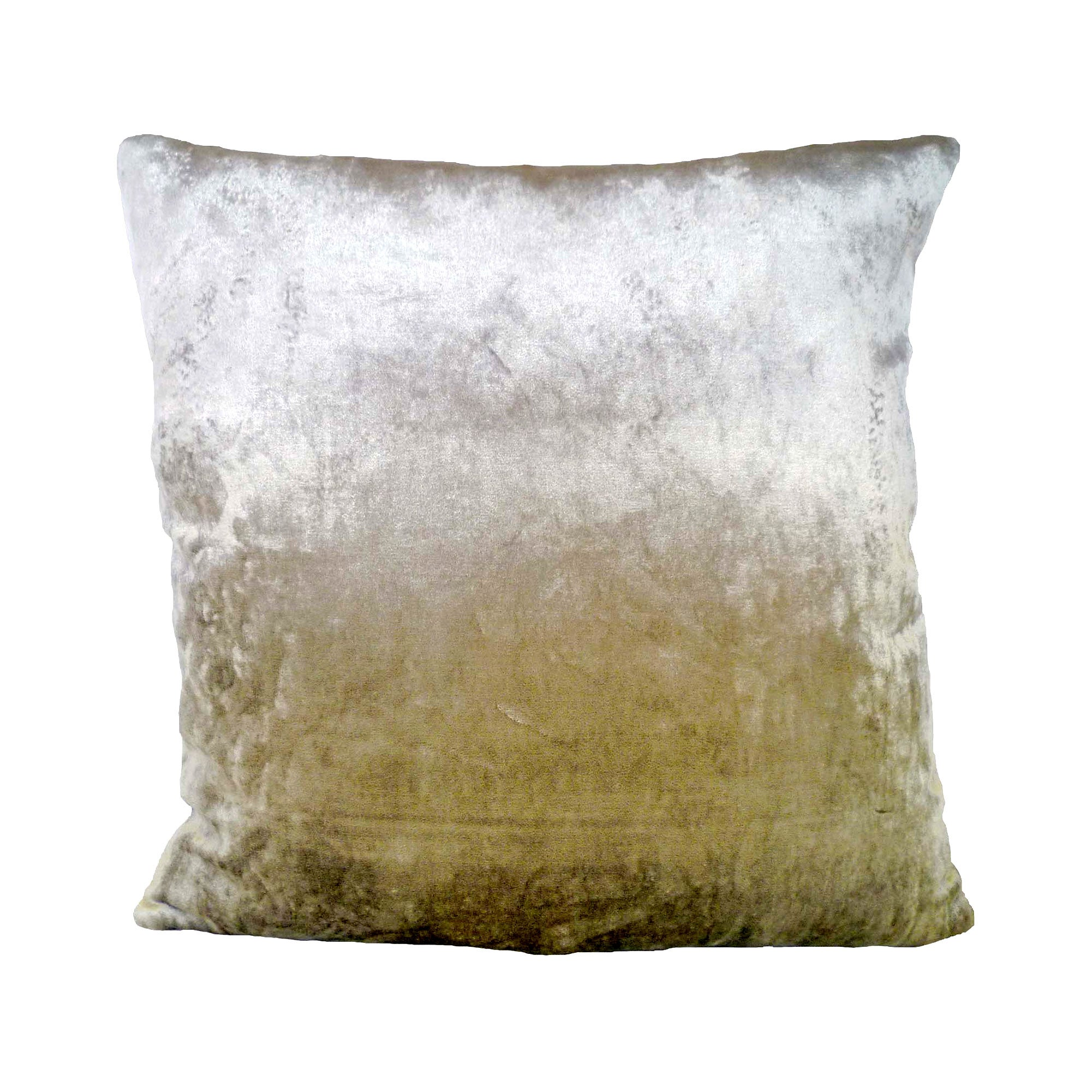 Silver Luxe Cushion