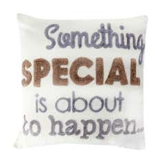 Natural Something Special Cushion