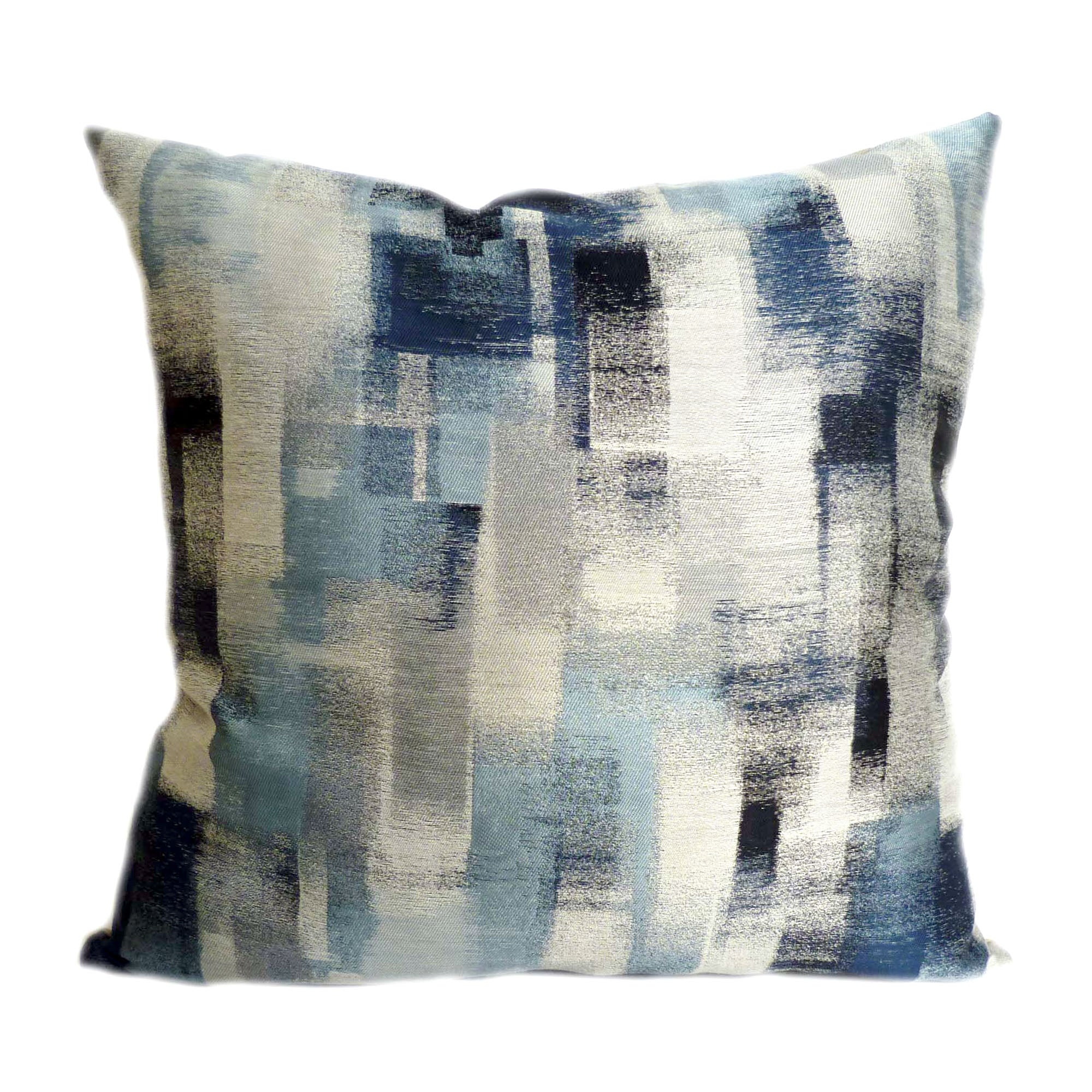 Hotel Ocean Abstract Square Cushion
