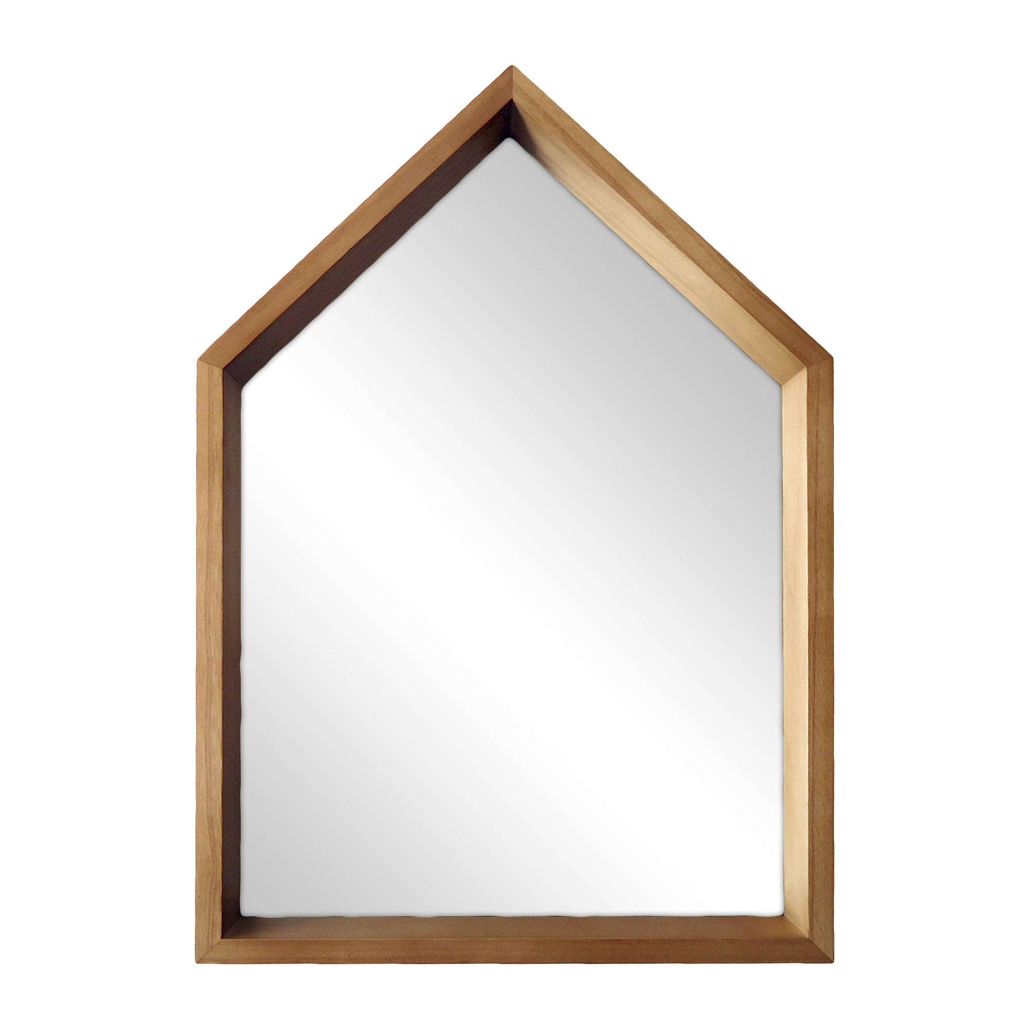 Skandi Natural House Mirror