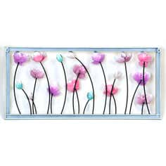 Meadow Flower Wall Art