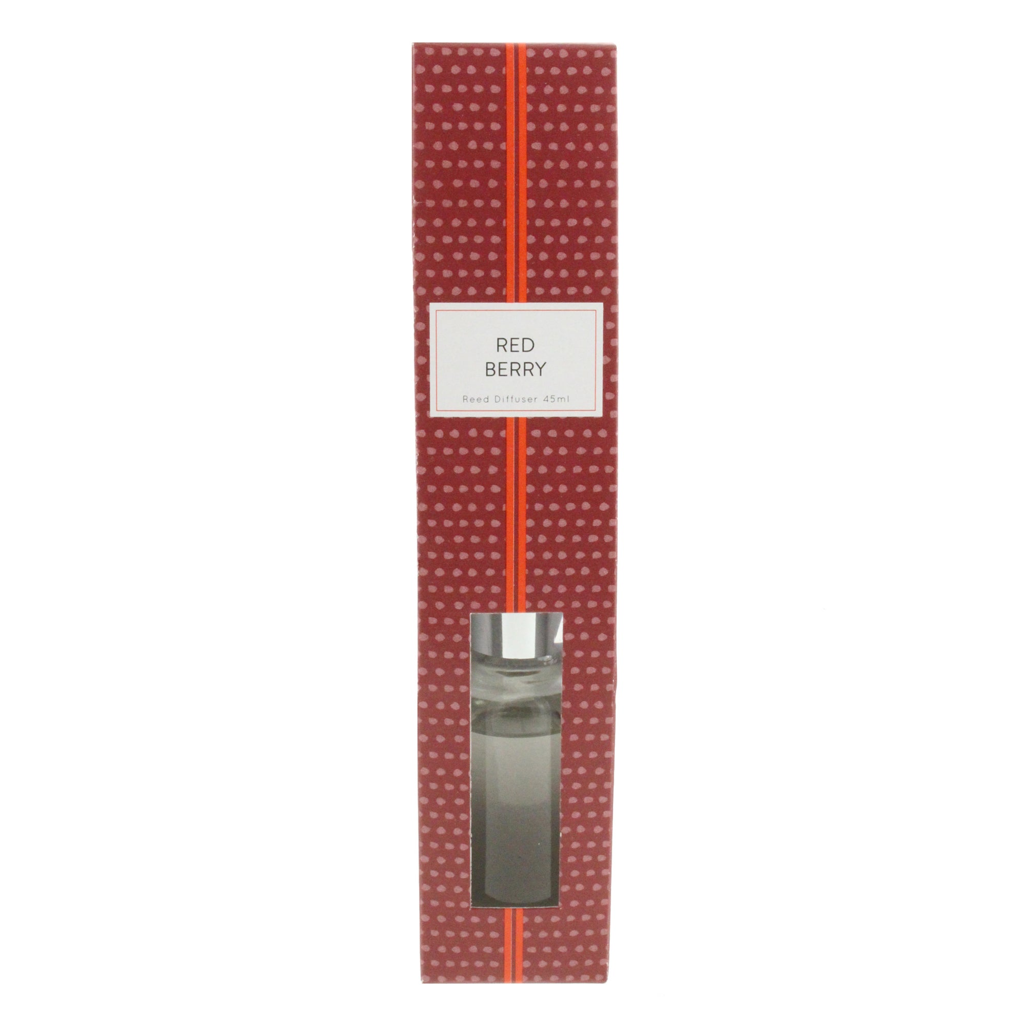 Home Fragrance Red Berry 45ml Reed Diffuser
