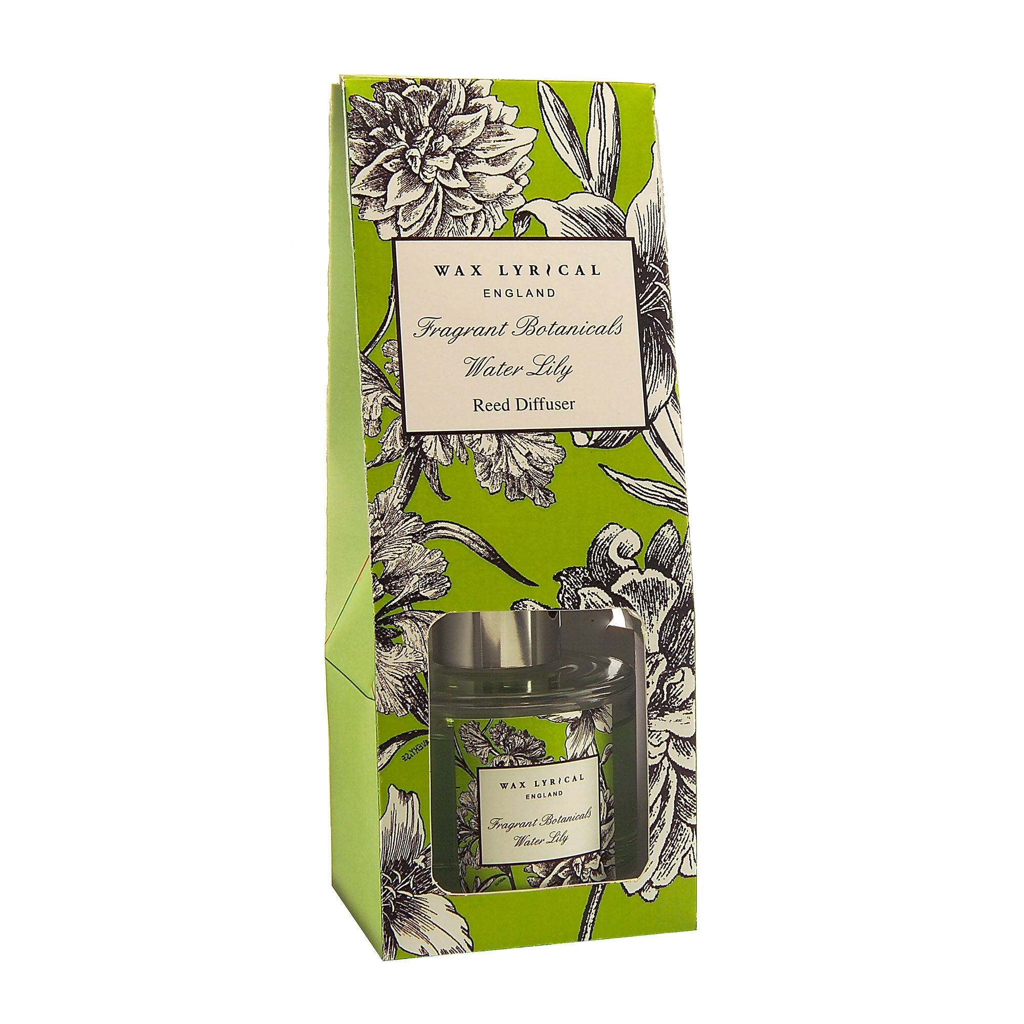 Wax Lyrical Water Lily 100ml Reed Diffuser