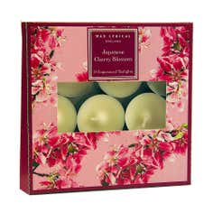Destinations Set of 9 Cherry Blossom Tealights