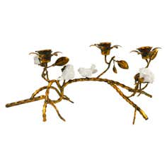 Dorma Birds and Flowers Candelabra