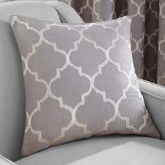 Grey Bali Collection Cushion