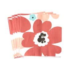 Aster Floral Paper Napkins