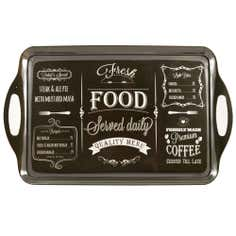 Chalk Board Lap Tray