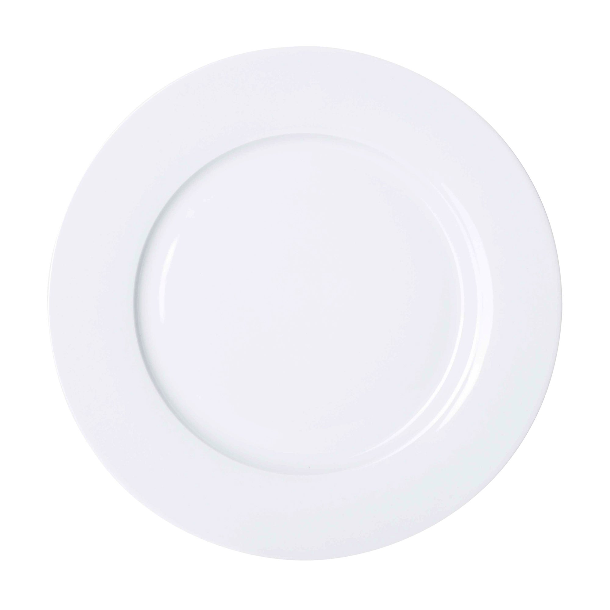 Classic White Collection Dinner Plate