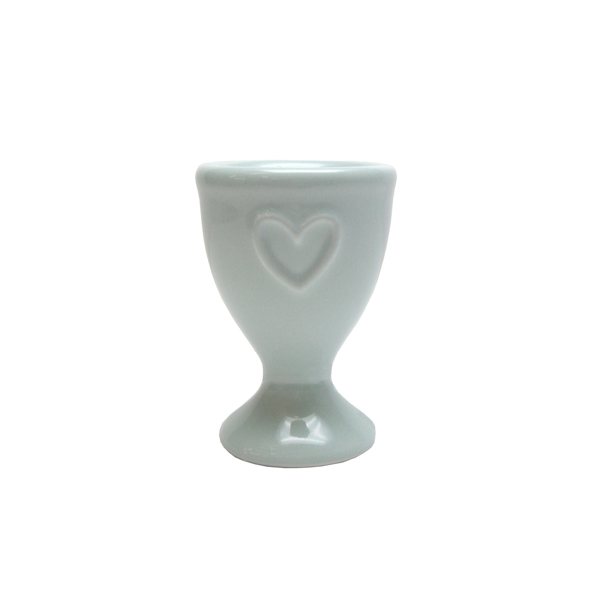 Duck Egg Country Heart Collection Egg Cup