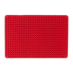 Large Red Silicone Baking Mat